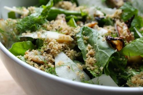 Arugula & Fennel Salad | Peace, Love, and Food